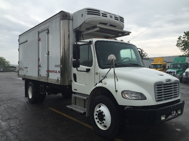 Reefer Truck-Light and Medium Duty Trucks-Freightliner-2010-M2-INDIANAPOLIS-IN-304,797 miles-$17,000