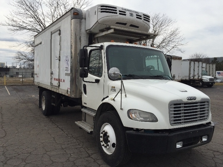 Reefer Truck-Light and Medium Duty Trucks-Freightliner-2010-M2-INDIANAPOLIS-IN-313,625 miles-$20,000