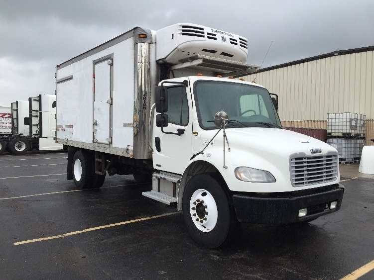 Reefer Truck-Light and Medium Duty Trucks-Freightliner-2010-M2-INDIANAPOLIS-IN-283,309 miles-$22,500