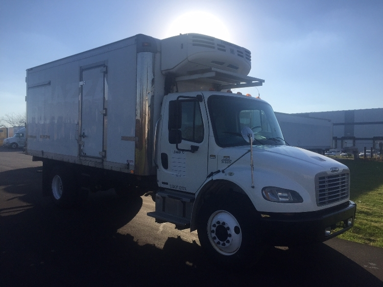 Reefer Truck-Light and Medium Duty Trucks-Freightliner-2010-M2-INDIANAPOLIS-IN-262,900 miles-$25,250