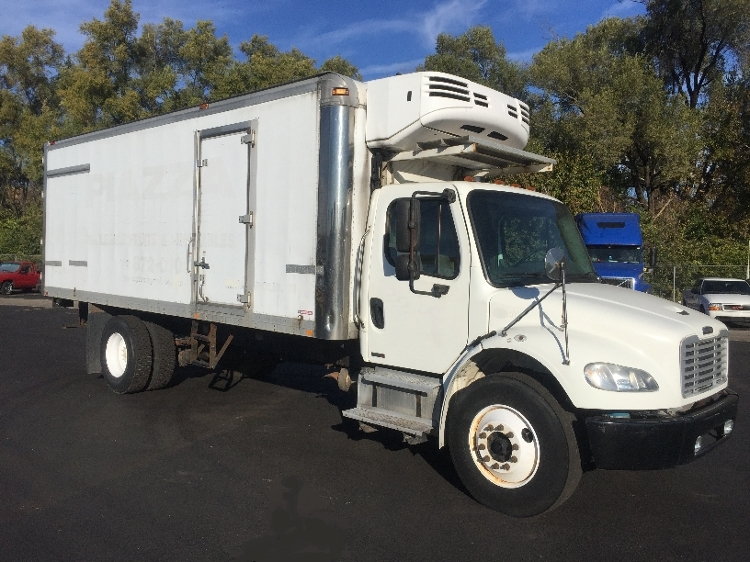 Reefer Truck-Light and Medium Duty Trucks-Freightliner-2010-M2-INDIANAPOLIS-IN-367,888 miles-$18,250