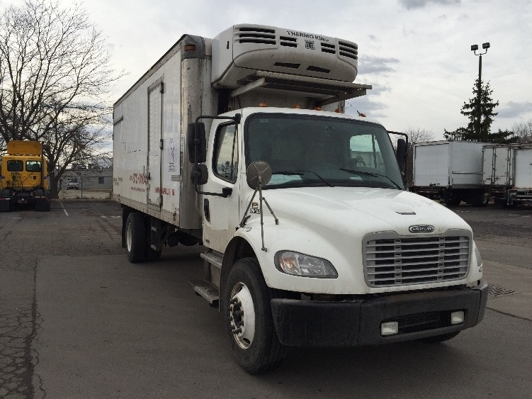 Reefer Truck-Light and Medium Duty Trucks-Freightliner-2010-M2-INDIANAPOLIS-IN-312,514 miles-$15,250