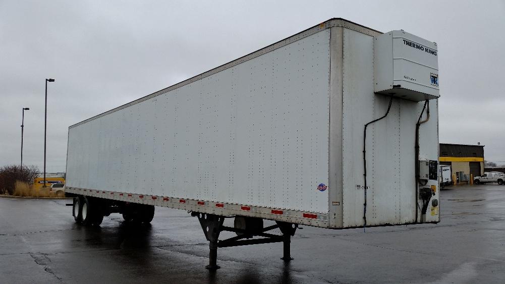 Dry Van Trailer-Semi Trailers-Utility-2010-Trailer-MILWAUKEE-WI-381,463 miles-$19,250