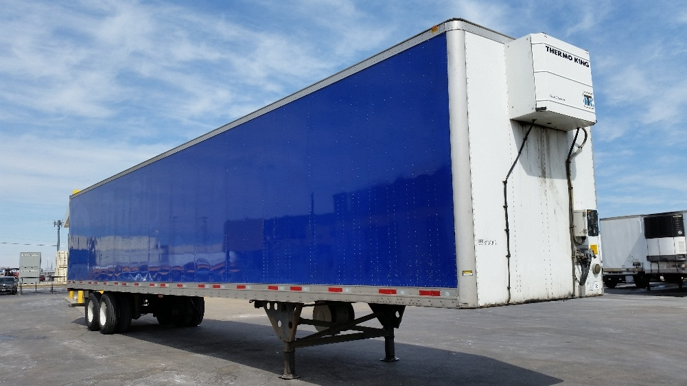 Dry Van Trailer-Semi Trailers-Utility-2010-Trailer-MILWAUKEE-WI-527,706 miles-$17,500