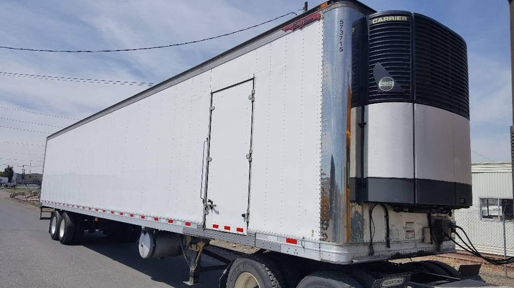 Reefer Trailer-Semi Trailers-Great Dane-2010-Trailer-SPOKANE VALLEY-WA-278,897 miles-$17,500