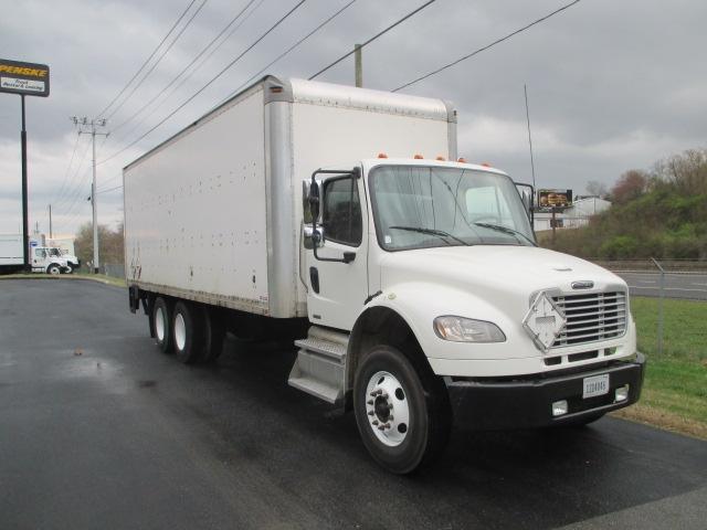 Medium Duty Box Truck-Light and Medium Duty Trucks-Freightliner-2011-M2-KNOXVILLE-TN-289,563 miles-$34,750