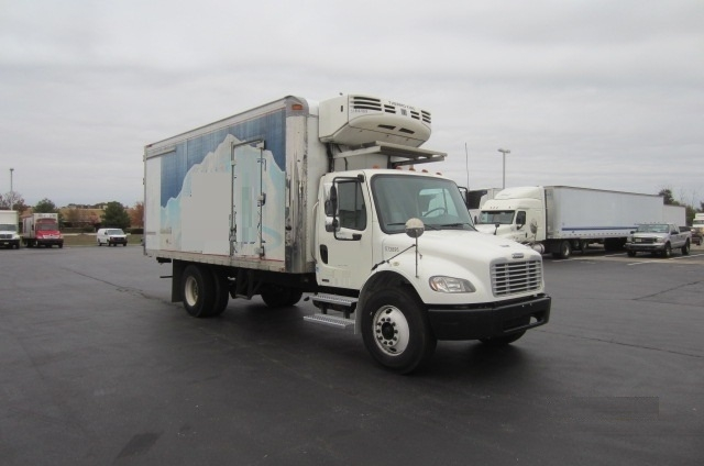 Reefer Truck-Light and Medium Duty Trucks-Freightliner-2010-M2-SWEDESBORO-NJ-148,628 miles-$30,000