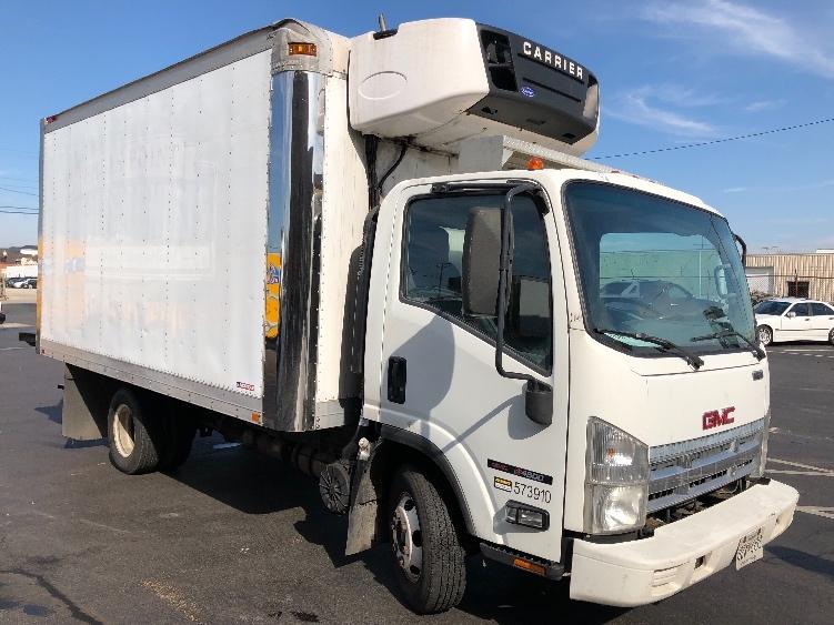 Reefer Truck-Light and Medium Duty Trucks-GMC-2010-W4500-BALTIMORE-MD-187,573 miles-$22,750