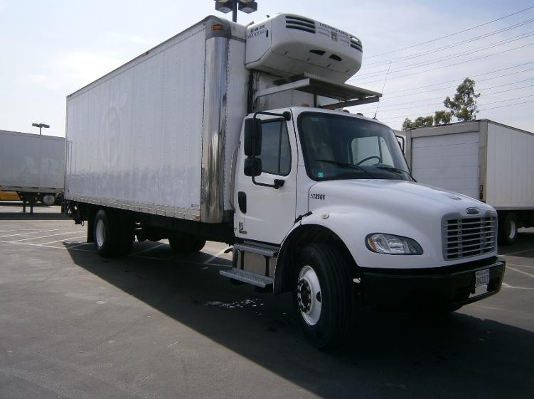 Reefer Truck-Light and Medium Duty Trucks-Freightliner-2010-M2-TORRANCE-CA-207,619 miles-$32,250