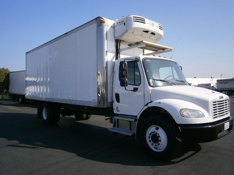 Reefer Truck-Light and Medium Duty Trucks-Freightliner-2010-M2-TORRANCE-CA-221,934 miles-$31,250