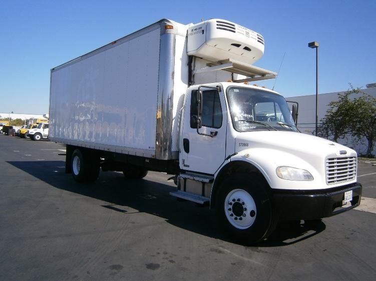 Reefer Truck-Light and Medium Duty Trucks-Freightliner-2010-M2-TORRANCE-CA-213,723 miles-$29,000