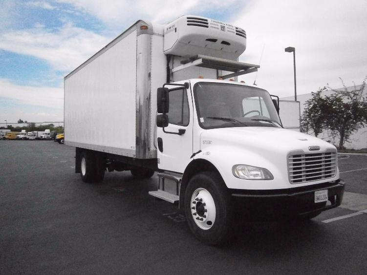 Reefer Truck-Light and Medium Duty Trucks-Freightliner-2010-M2-TORRANCE-CA-203,189 miles-$30,500