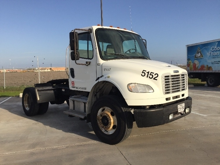 Day Cab Tractor-Heavy Duty Tractors-Freightliner-2011-M2-CORPUS CHRISTI-TX-189,357 miles-$36,000