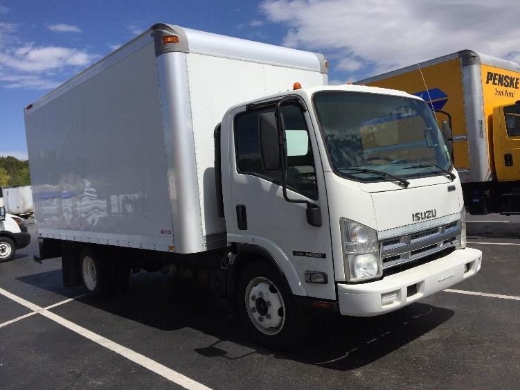 Medium Duty Box Truck-Light and Medium Duty Trucks-Isuzu-2010-NQR-LITTLE ROCK-AR-233,145 miles-$16,000