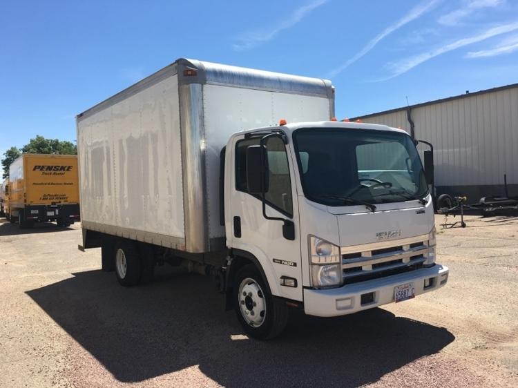 Medium Duty Box Truck-Light and Medium Duty Trucks-Isuzu-2010-NQR-SIOUX FALLS-SD-140,806 miles-$20,750
