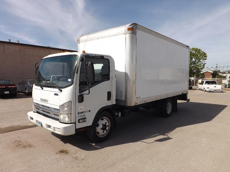 Medium Duty Box Truck-Light and Medium Duty Trucks-Isuzu-2010-NQR-HOUSTON-TX-150,092 miles-$21,000