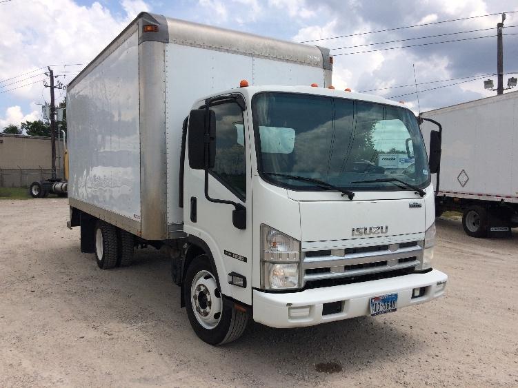 Medium Duty Box Truck-Light and Medium Duty Trucks-Isuzu-2010-NQR-HOUSTON-TX-151,890 miles-$21,000