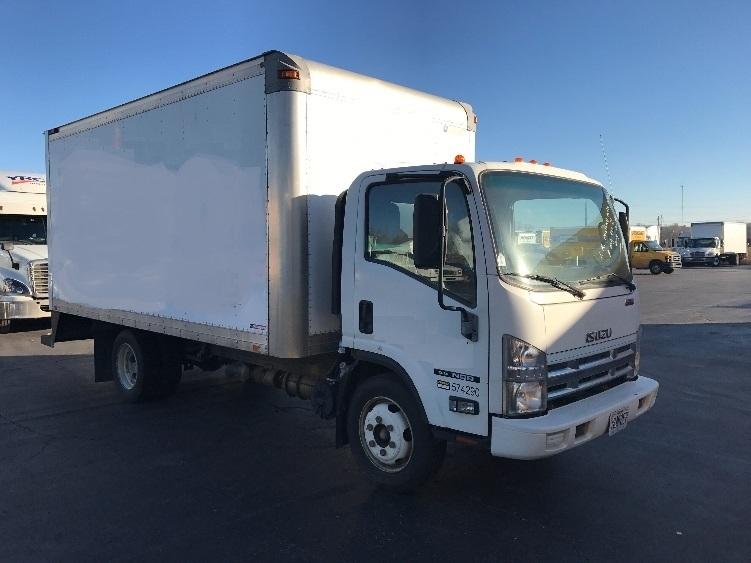 Medium Duty Box Truck-Light and Medium Duty Trucks-Isuzu-2010-NQR-KANSAS CITY-MO-234,732 miles-$18,500