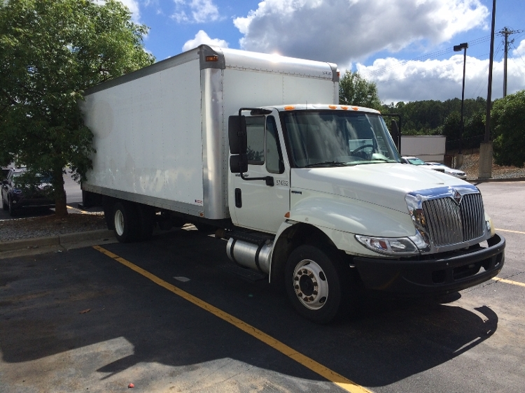 Medium Duty Box Truck-Light and Medium Duty Trucks-International-2010-4300M7LP-CONYERS-GA-191,080 miles-$15,750