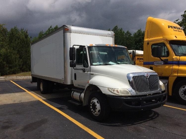 Medium Duty Box Truck-Light and Medium Duty Trucks-International-2010-4300M7LP-CONYERS-GA-212,111 miles-$13,000