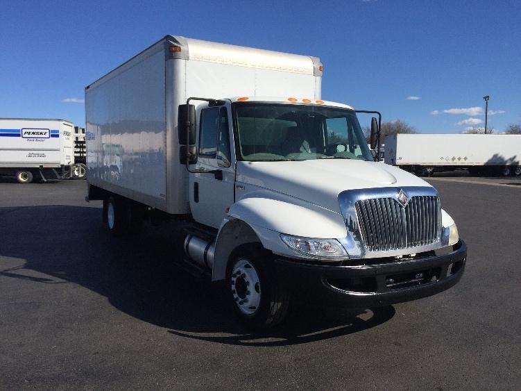 Medium Duty Box Truck-Light and Medium Duty Trucks-International-2010-4300M7LP-TULSA-OK-241,364 miles-$13,750