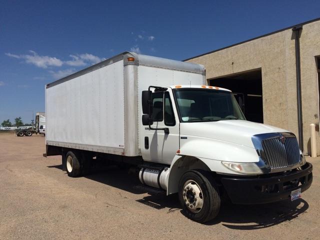 Medium Duty Box Truck-Light and Medium Duty Trucks-International-2010-4300M7LP-SIOUX FALLS-SD-115,967 miles-$20,000