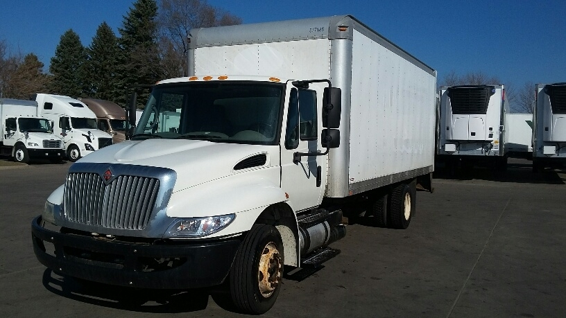 Medium Duty Box Truck-Light and Medium Duty Trucks-International-2010-4300M7LP-FARGO-ND-168,675 miles-$16,000