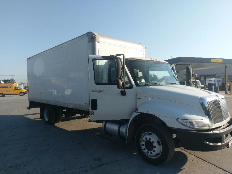 Medium Duty Box Truck-Light and Medium Duty Trucks-International-2010-4300M7LP-SANTA CLARA-CA-101,231 miles-$22,250