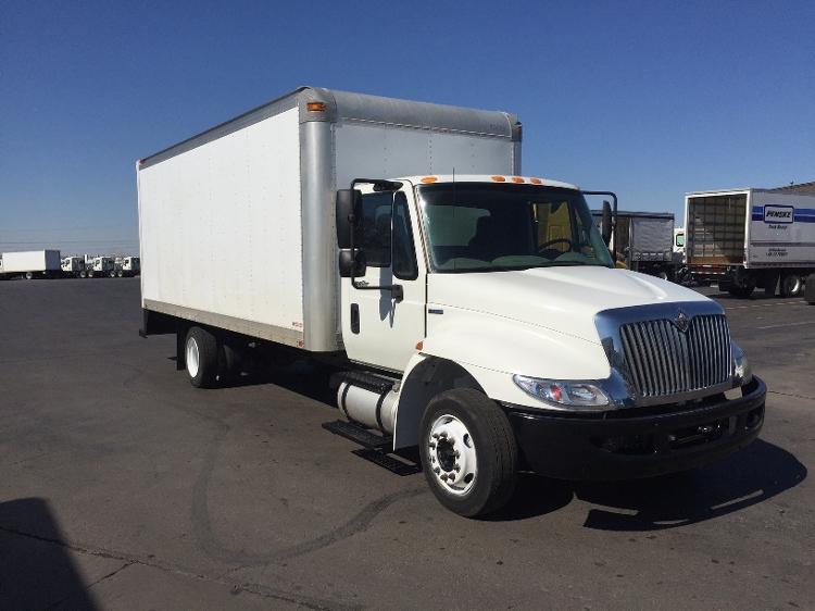 Medium Duty Box Truck-Light and Medium Duty Trucks-International-2010-4300M7LP-DALLAS-TX-149,875 miles-$19,250