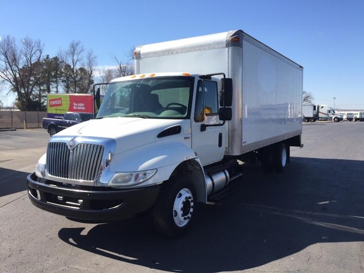 Medium Duty Box Truck-Light and Medium Duty Trucks-International-2010-4300M7LP-OKLAHOMA CITY-OK-183,551 miles-$14,000
