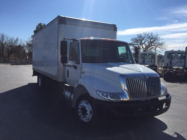 Medium Duty Box Truck-Light and Medium Duty Trucks-International-2010-4300M7LP-TULSA-OK-195,266 miles-$13,250