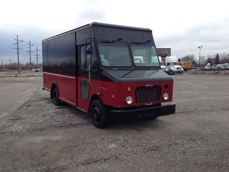 Walkin Van-Light and Medium Duty Trucks-Freightliner-2010-MT45-EAST CHICAGO-IN-302,550 miles-$18,250