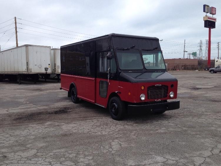 Walkin Van-Light and Medium Duty Trucks-Freightliner-2010-MT45-EAST CHICAGO-IN-242,384 miles-$24,500