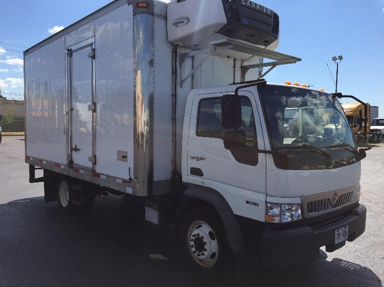 Reefer Truck-Light and Medium Duty Trucks-International-2010-CF600-ETOBICOKE-ON-183,411 km-$26,000