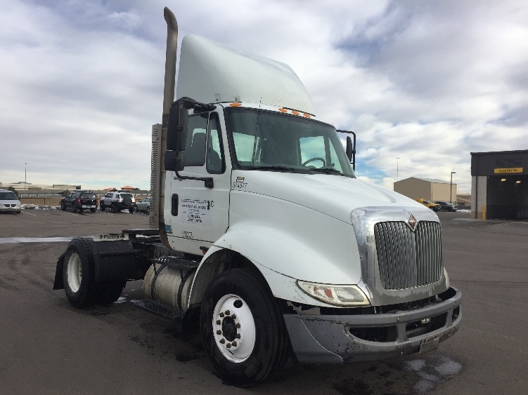 Day Cab Tractor-Heavy Duty Tractors-International-2010-8600-DENVER-CO-424,608 miles-$30,000