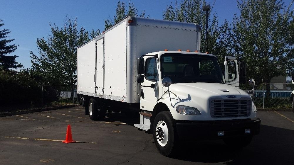 Medium Duty Box Truck-Specialized Equipment-Freightliner-2010-M2-PORTLAND-OR-321,754 miles-$17,500