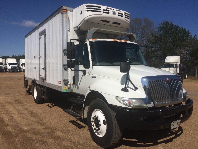 Reefer Truck-Light and Medium Duty Trucks-International-2010-4300-JACKSON-MS-162,531 miles-$34,500
