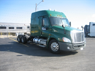 Sleeper Tractor-Heavy Duty Tractors-Freightliner-2010-Cascadia 12564ST-WEST VALLEY CITY-UT-510,238 miles-$34,250