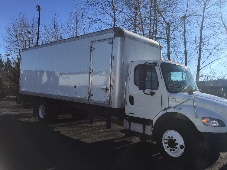 Medium Duty Box Truck-Light and Medium Duty Trucks-Freightliner-2010-M2-CLACKAMAS-OR-171,353 miles-$33,750