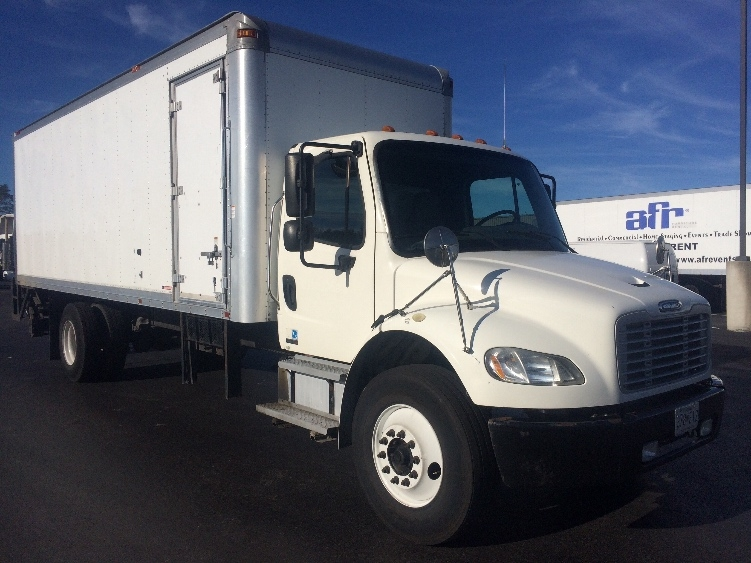 Medium Duty Box Truck-Light and Medium Duty Trucks-Freightliner-2010-M2-JESSUP-MD-257,903 miles-$22,000