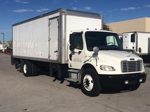 Medium Duty Box Truck-Light and Medium Duty Trucks-Freightliner-2010-M2-PHOENIX-AZ-181,466 miles-$37,000