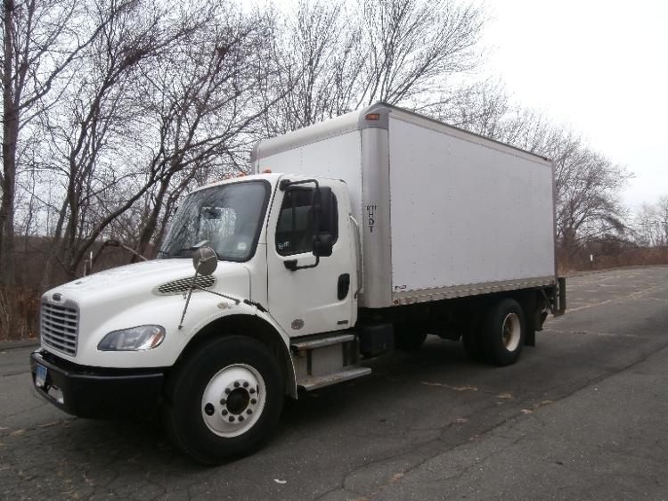 Medium Duty Box Truck-Light and Medium Duty Trucks-Freightliner-2010-M2-WATERBURY-CT-119,500 miles-$37,500