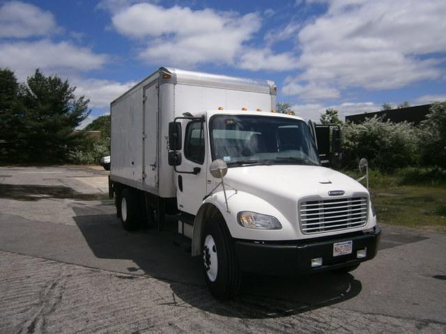 Medium Duty Box Truck-Light and Medium Duty Trucks-Freightliner-2010-M2-HUDSON-NH-124,990 miles-$31,000