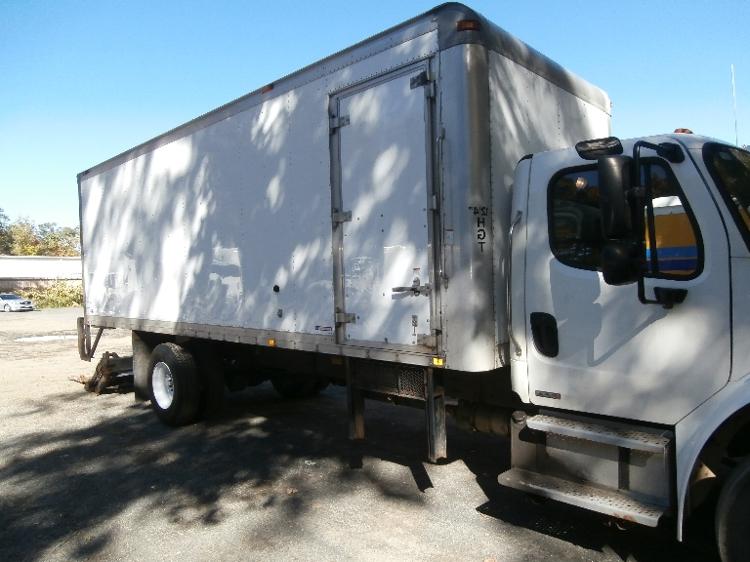 Medium Duty Box Truck-Light and Medium Duty Trucks-Freightliner-2010-M2-WATERBURY-CT-170,874 miles-$29,250