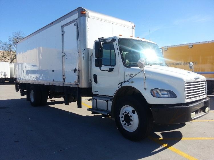 Medium Duty Box Truck-Light and Medium Duty Trucks-Freightliner-2010-M2-PHOENIX-AZ-134,415 miles-$38,750