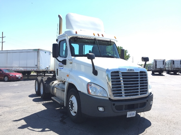 Day Cab Tractor-Heavy Duty Tractors-Freightliner-2011-Cascadia 12564ST-KANSAS CITY-MO-271,789 miles-$31,500