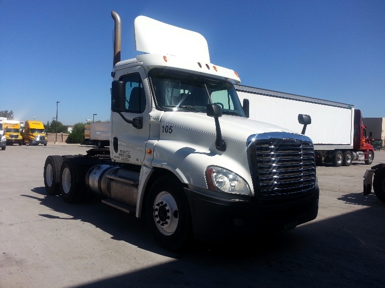 Day Cab Tractor-Heavy Duty Tractors-Freightliner-2011-Cascadia 12564ST-PHOENIX-AZ-509,992 miles-$38,000