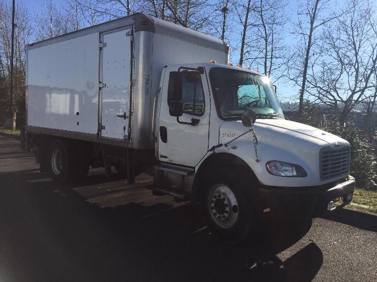 Medium Duty Box Truck-Light and Medium Duty Trucks-Freightliner-2010-M2-CLACKAMAS-OR-160,411 miles-$31,750