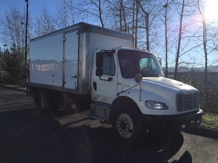 Medium Duty Box Truck-Light and Medium Duty Trucks-Freightliner-2010-M2-CLACKAMAS-OR-159,119 miles-$28,250