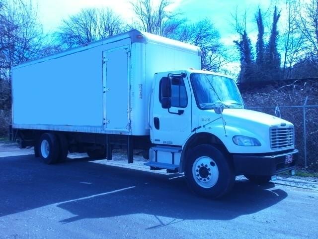 Medium Duty Box Truck-Light and Medium Duty Trucks-Freightliner-2010-M2-SPRINGFIELD-OR-134,345 miles-$36,500